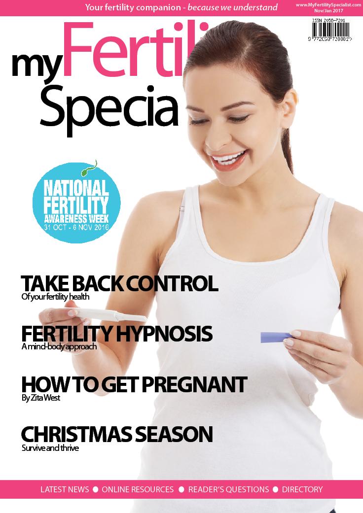 Issue 8 Fertility Magazine